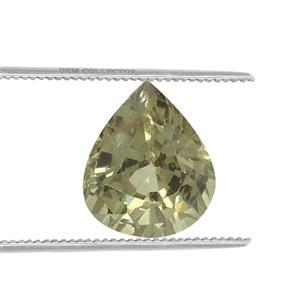 Ambanja Demantoid Garnet Loose stone  0.44ct