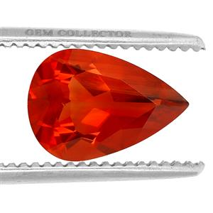 Tarocco Red Andesine GC loose stone  3.65cts