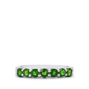 Chrome Diopside Ring in Sterling Silver 0.83ct