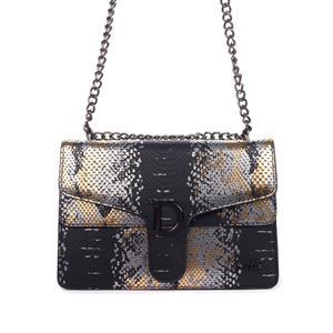 Destello Metallic Lustre Handbag
