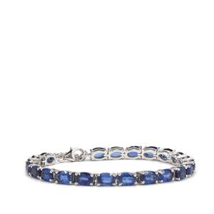 21.56ct Daha Kyanite Sterling Silver Bracelet