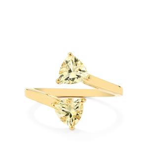 Serenite Ring in 14K Gold 1.41cts