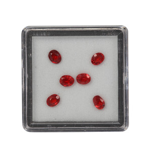 1.10ct Winza Ruby Gem Box