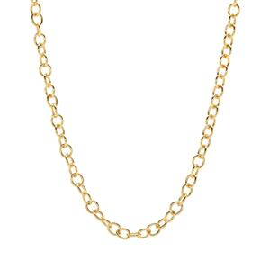 "18"" Midas Oval Link Chain 1.46g"