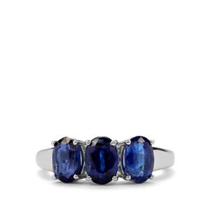 Daha Kyanite Ring in Sterling Silver 3.05cts