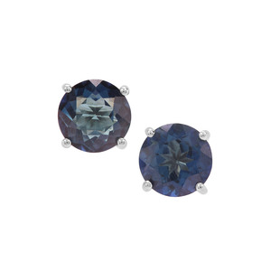 Hope Topaz Earrings in Sterling Silver 6.74cts