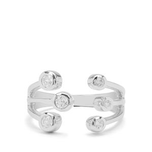 0.68ct Ratanakiri Zircon Sterling Silver Ring