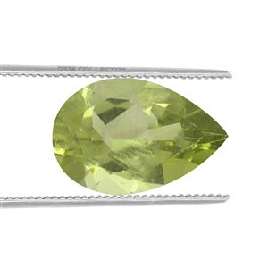 Red Dragon Peridot Loose stone  2.68cts