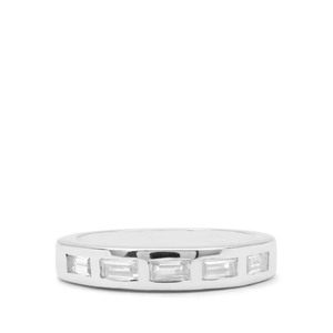 0.88ct Ratanakiri Zircon Sterling Silver Ring