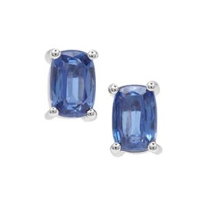 Daha Kyanite Earrings in Sterling Silver 1.50cts