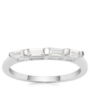 Ratanakiri Zircon Ring in Sterling Silver 0.54ct