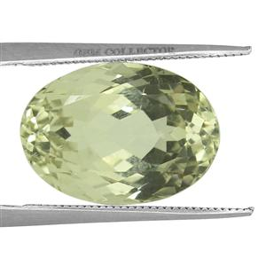 Canary Kunzite GC loose stone