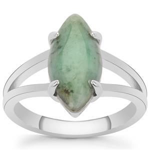 Santa Terezinha Ring in Sterling Silver 2.50cts