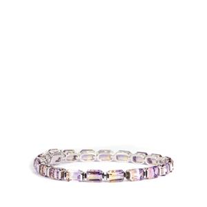 Anahi Ametrine Bracelet in Sterling Silver 28.30cts