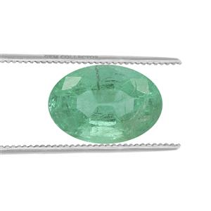 Ethiopian Emerald Loose stone  0.48ct