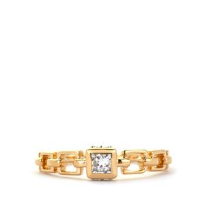 1/3ct Diamond 18K Gold Tomas Rae Ring
