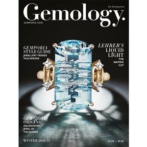 Gemology by Gemporia Magazine - Issue 18 - Winter 2020/21 - Web Version