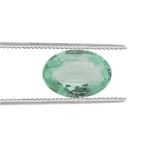 Siberian Emerald Loose stone  0.30ct