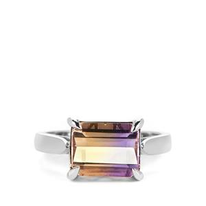 Anahi Ametrine Ring in Sterling Silver 3.25cts