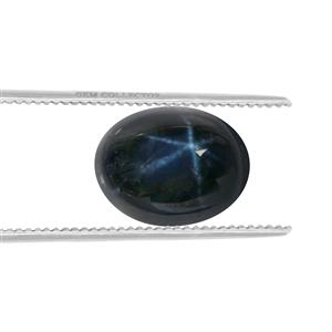 Blue Star Sapphire GC loose stone  2.50cts