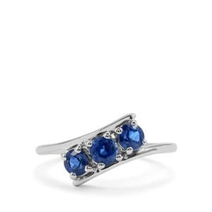 Daha Kyanite Ring in Sterling Silver 1.08cts