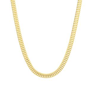"20"" Midas Diamond Cut Arrow Chain 3.06g"