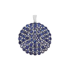 Daha Kyanite Pendant in Sterling Silver 13.67cts