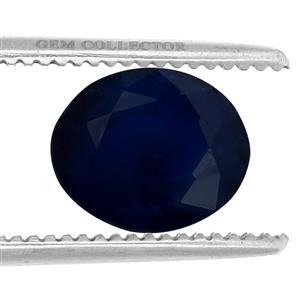 Santorinite™ Blue Spinel GC loose stone  2.70cts