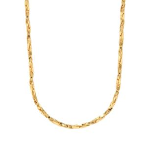 "18"" Midas Couture Twisted Forzentina Chain 3.30g"