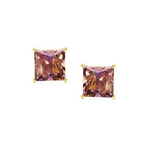 Anahi Ametrine Earrings in 9K Gold 6.90cts