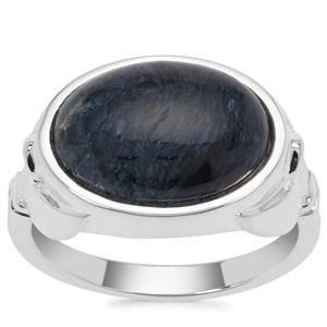 Russian Rhodusite Ring in Sterling Silver 6.10cts