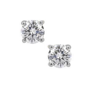 Diamond Earring in 18K Gold 0.50ct