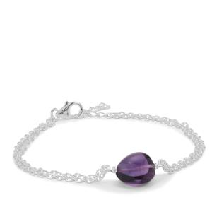 6.15ct Amethyst Sterling Silver Aryonna Bracelet