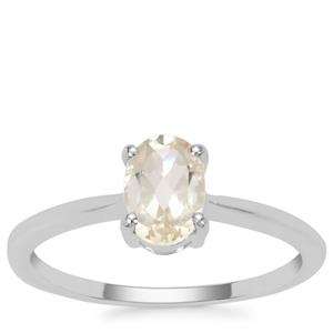 Serenite Ring in Sterling Silver 0.76ct