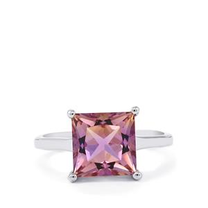 Anahi Ametrine Ring in Sterling Silver 3.39cts