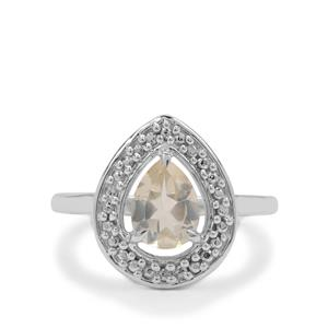 Serenite Ring in Sterling Silver 1.05cts