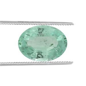 Ethiopian Emerald Loose stone  0.50ct