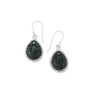 20ct Picasso Jasper Sterling Silver Aryonna Earrings
