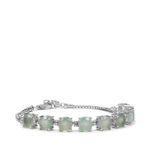 Aquaprase™ Bracelet in Sterling Silver 10cts