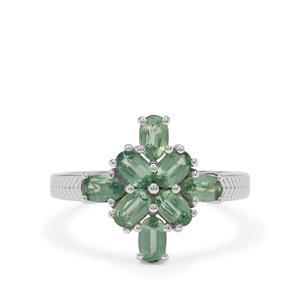 2.20ct Odisha Kyanite Sterling Silver Ring