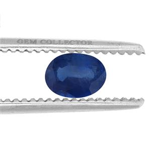 Santorinite™ Blue Spinel GC loose stone  1.30cts