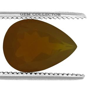 Honey American Fire Opal GC loose stone  3.6cts