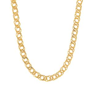 "22"" Midas Tempo Diamond Cut Rambo Chain 3.47g"