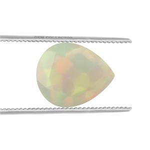 Ethiopian Opal Loose stone  2.20cts