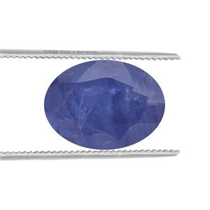 Burmese Blue Sapphire Loose stone  0.95cts