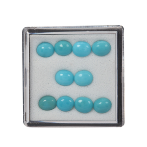 2.40ct Sleeping Beauty Turquoise Gem Box