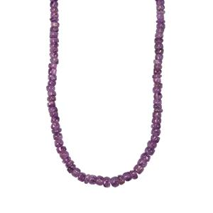 Bahia Amethyst Graduated Bead Necklace 250cts