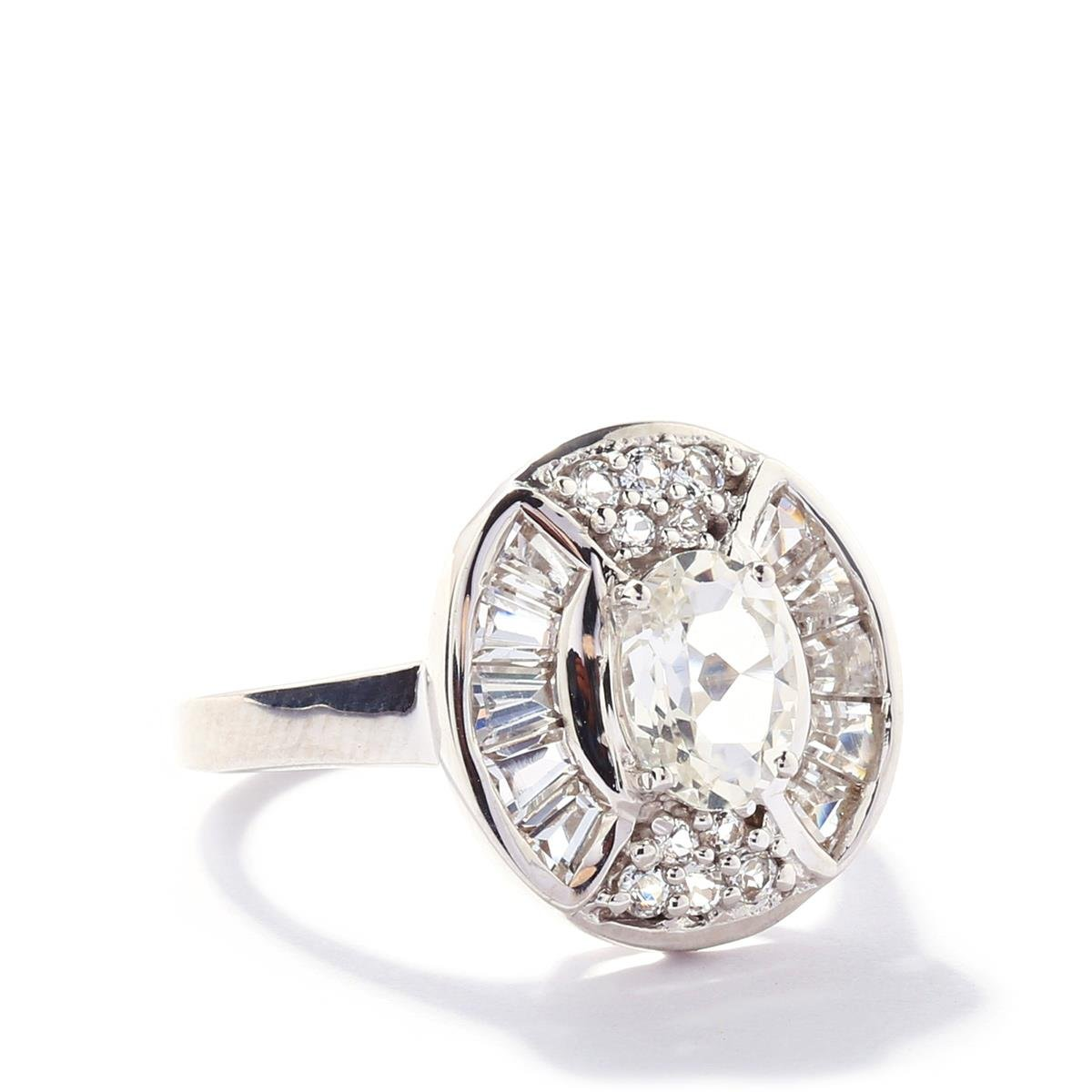 ring women rose split c main diamante engagement band blingy island rings gold wid tone river jewellery