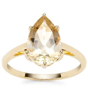 Serenite Ring in 9K Gold 2.71cts