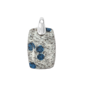 K2 Jasper Aryonna Pendant in Sterling Silver 28.30cts